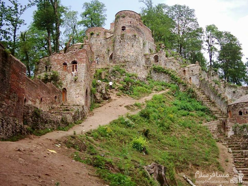 قلعه رود خان