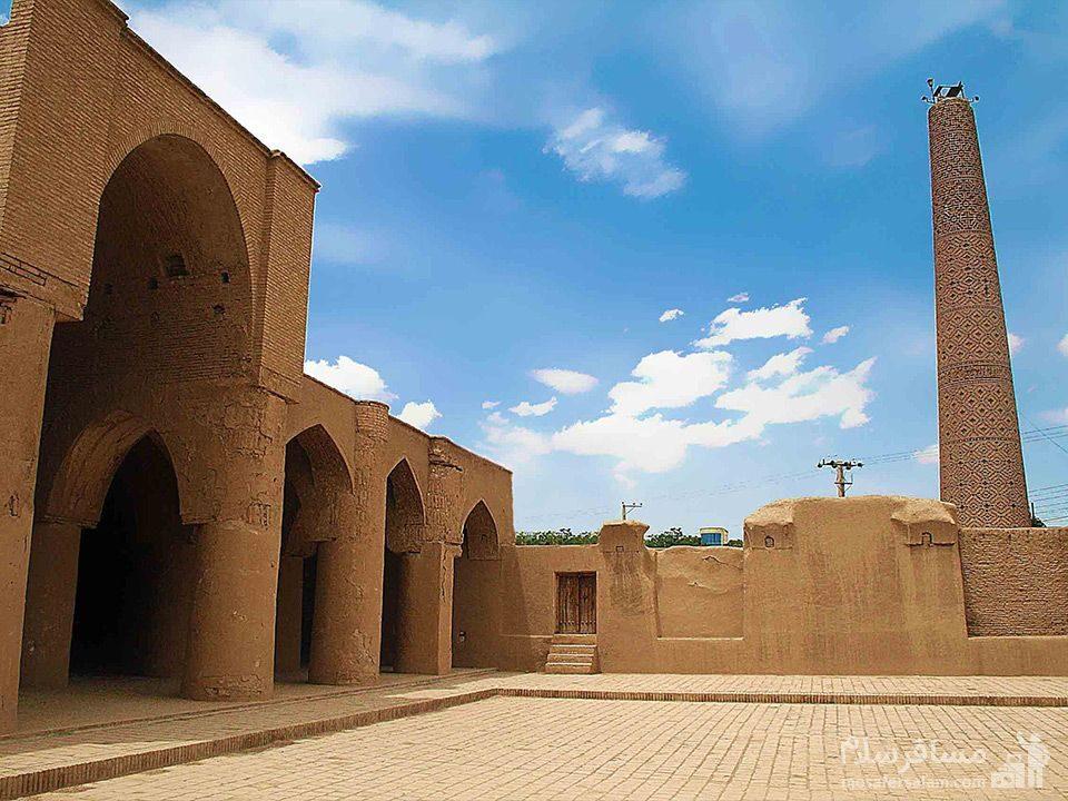 مسجد تاریخیه