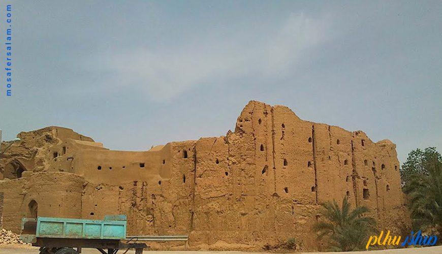 قلعه بیاضه اصفهان