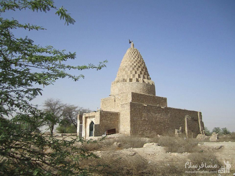 بقعه شیخ منصور