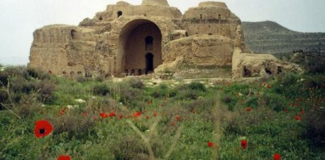 کاخ اردشیر ساسانی
