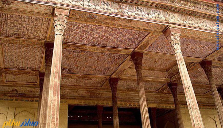 عمارت عالی قاپو اصفهان