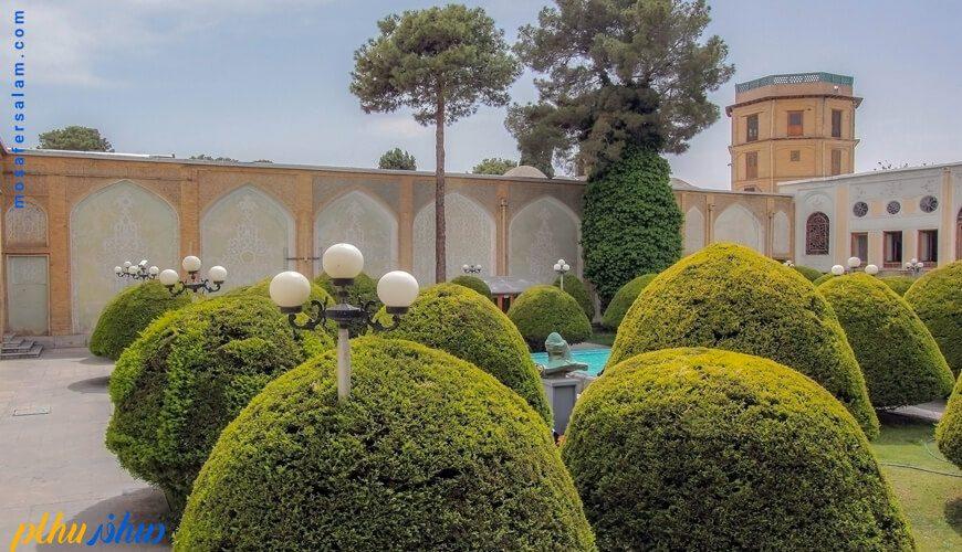 عمارت رکیب خانه اصفهان