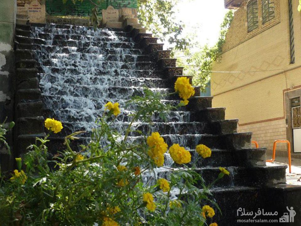 آبشار درب آسیاب