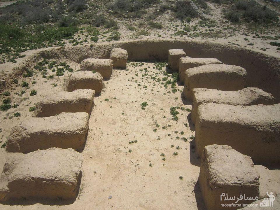 شهر باستانی گور