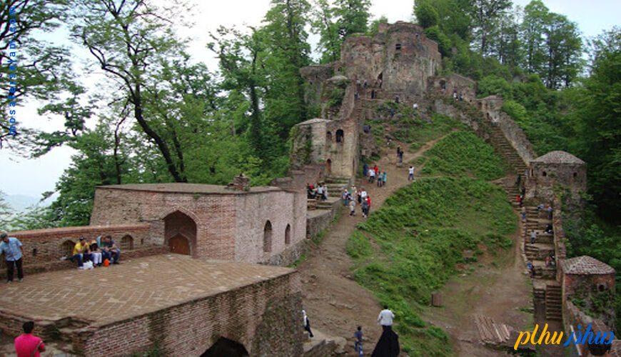قلعه رودخان گیلان