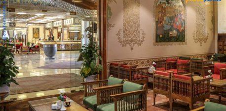 لمکده هتل عباسی اصفهان