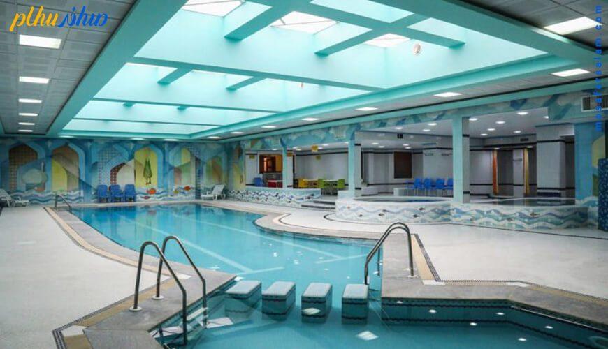 مجموعه آبی هتل عباسی اصفهان