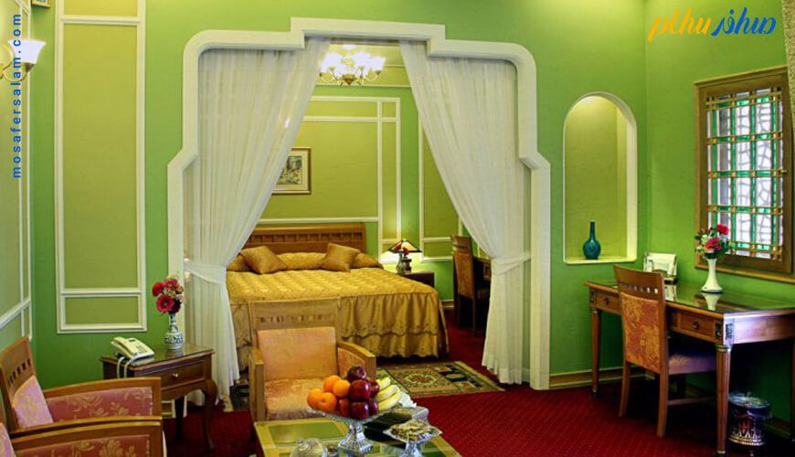 اتاق هتل عباسی اصفهان