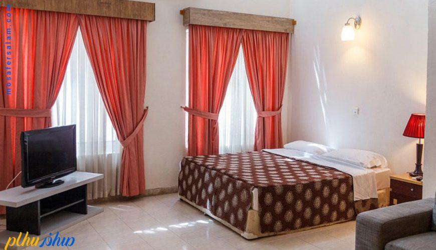 اتاق هتل آفتاب شرق کیش