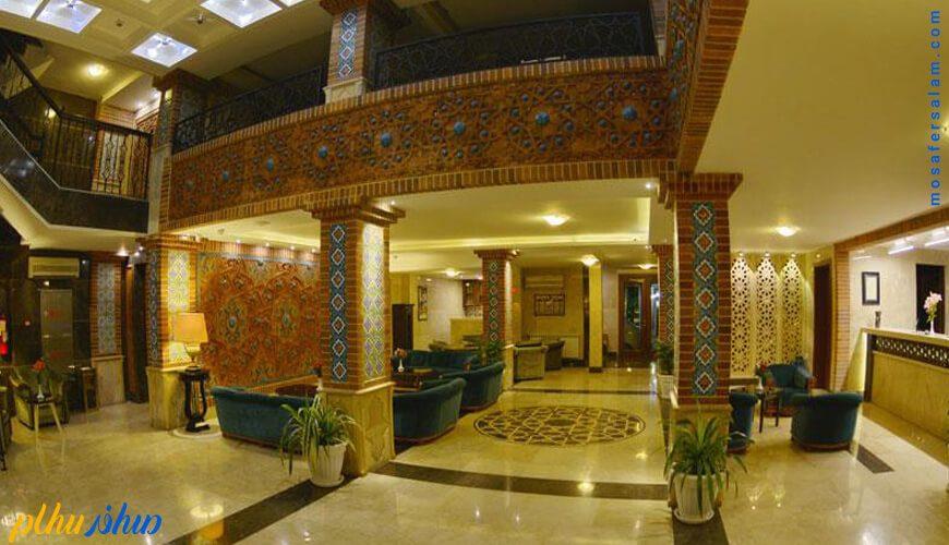 لابی هتل ارگ شیراز
