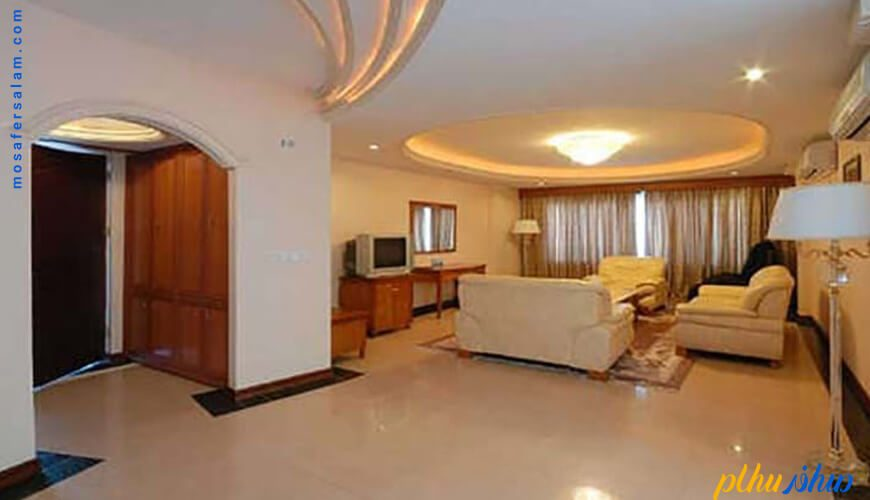 سوئیت هتل آریان کیش