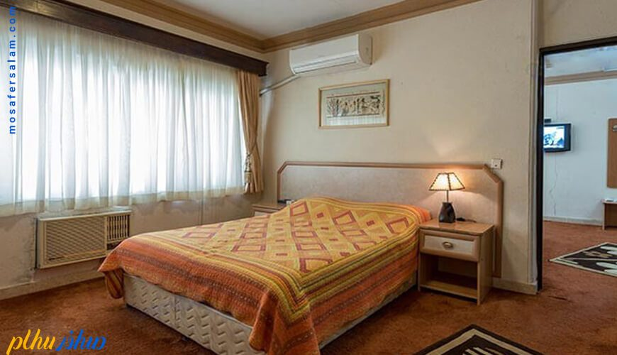 اتاق هتل آریان کیش