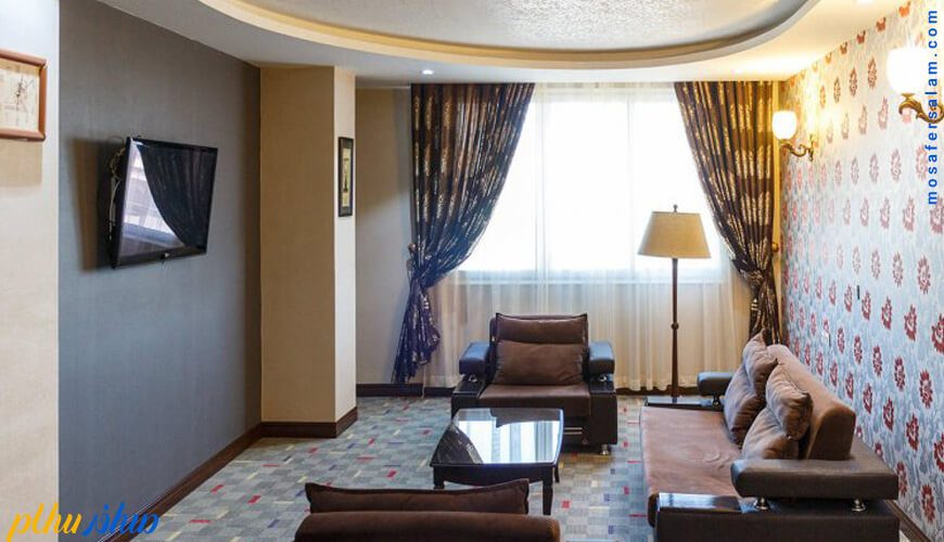 سوئیت هتل آسمان اصفهان