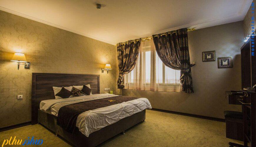 اتاق هتل آسمان اصفهان