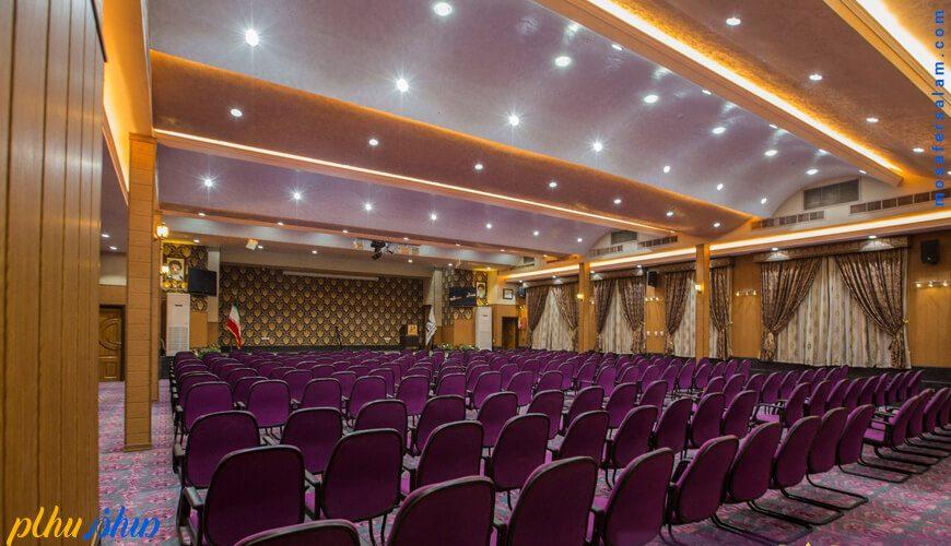 سالن همایش هتل آسمان اصفهان