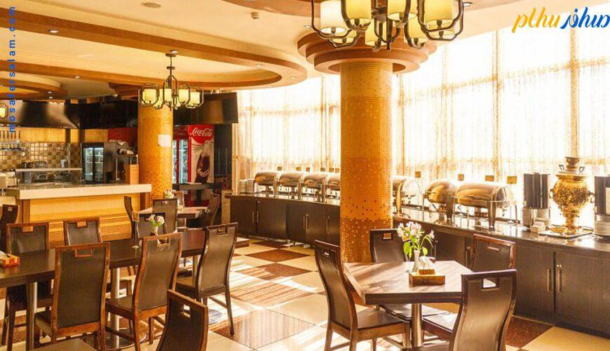 رستوران هتل آسمان اصفهان