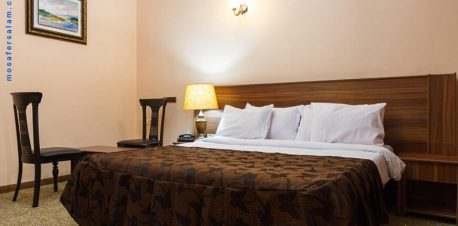 اتاق هتل اطلس شیراز