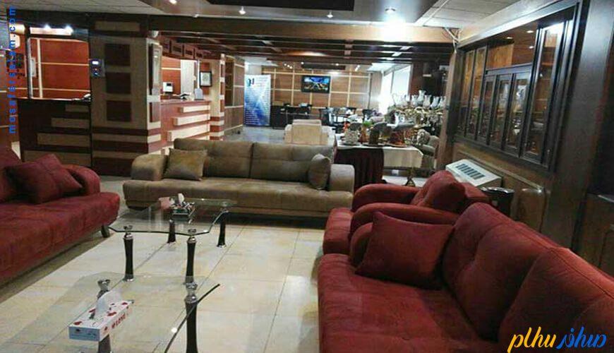 لابی هتل اطلس شیراز