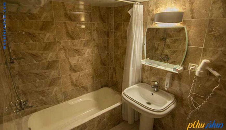 سرویس بهداشتی هتل اطلس شیراز