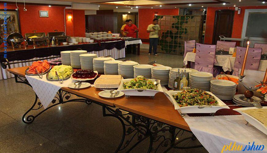 بوفه هتل اطلس شیراز