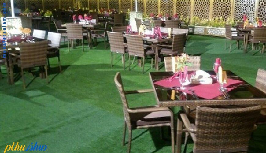 کافی شاپ هتل آوین اصفهان