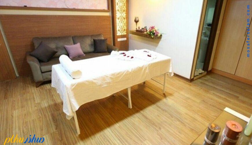 اتاق ماساژ هتل آوین اصفهان
