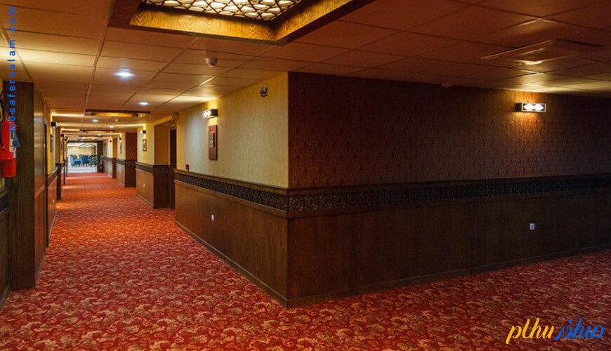 راهرو هتل آوین اصفهان
