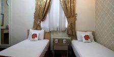 اتاق هتل آزادی اصفهان