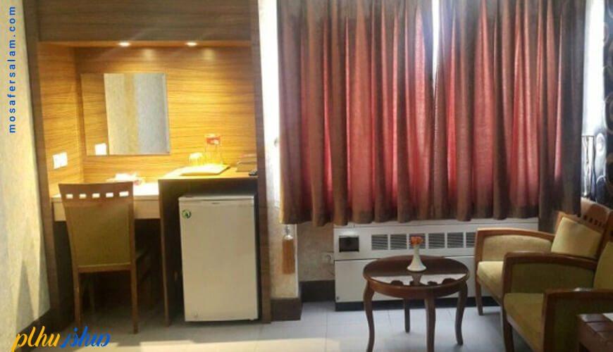 سوئیت هتل آزادی اصفهان