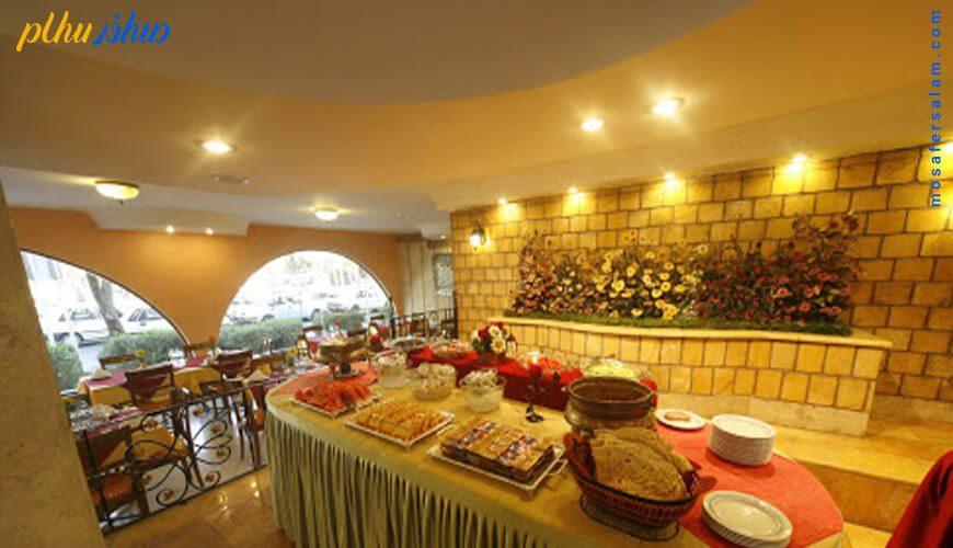 بوفه هتل آزادی اصفهان