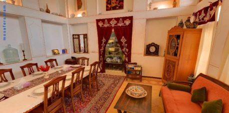 رستوران هتل بخردی اصفهان