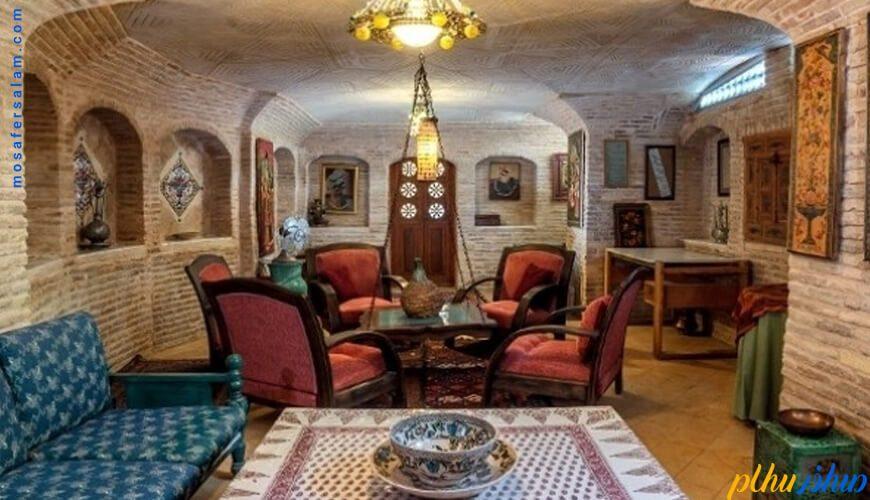 سوئیت هتل بخردی اصفهان