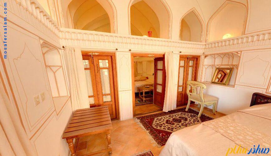 اتاق هتل بخردی اصفهان