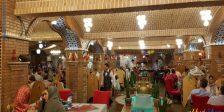 کافه سنتی هتل بزرگ فردوسی تهران