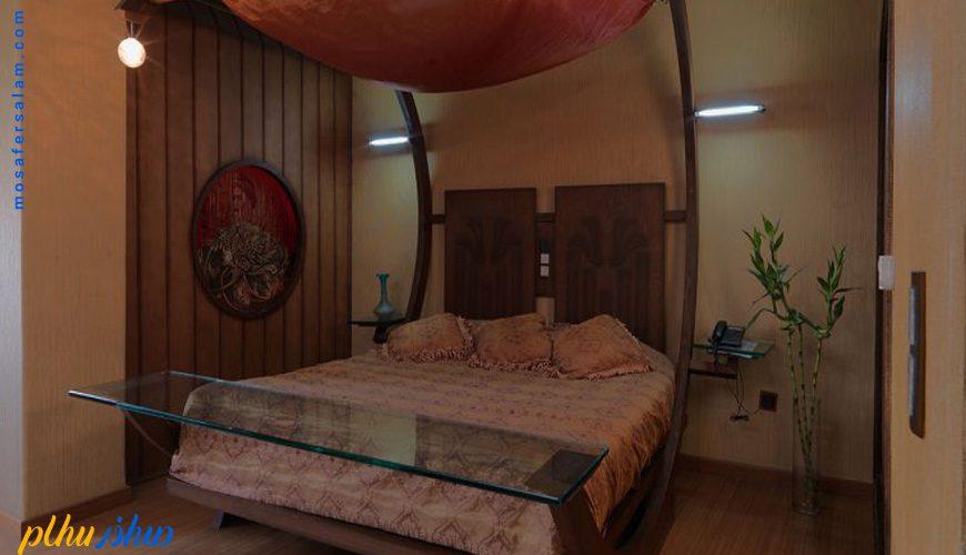 اتاق هتل بزرگ فردوسی تهران