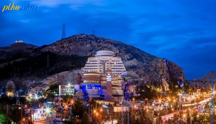 نما هتل بزرگ شیراز