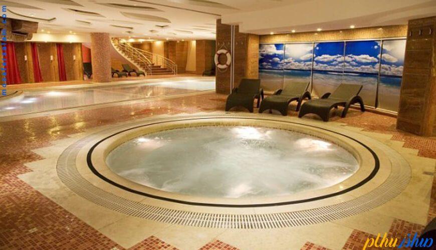 مجموعه آبی هتل بزرگ شیراز