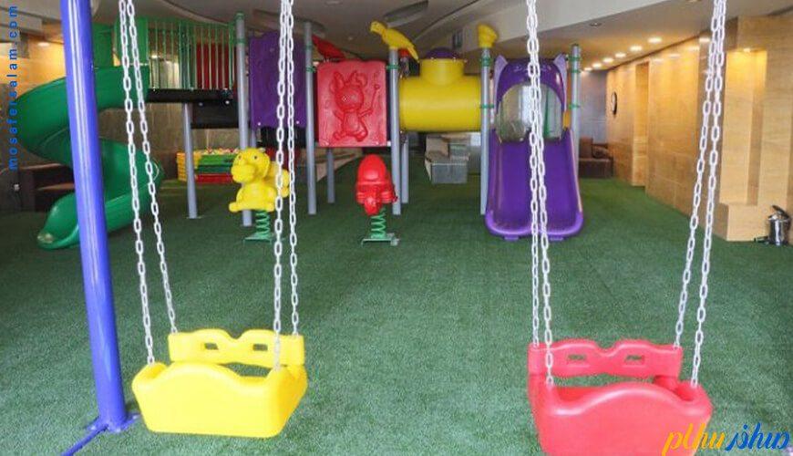 پارک کودکان هتل بزرگ شیراز