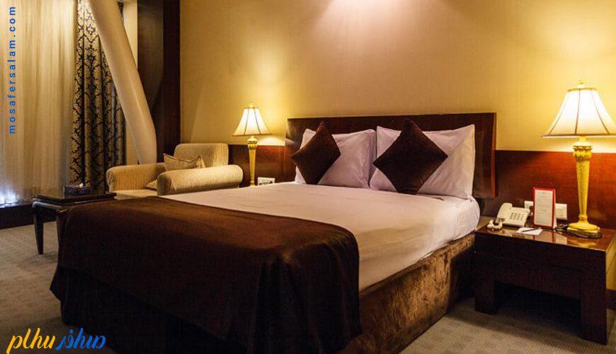 اتاق هتل چمران شیراز