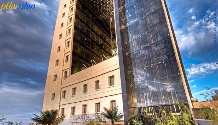 نما هتل مجلل درویشی مشهد