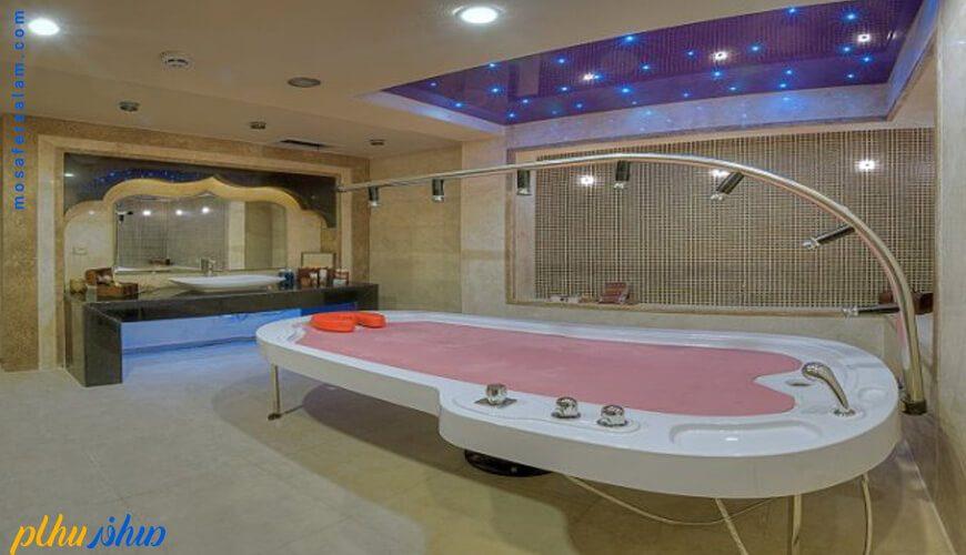ماساژ هتل مجلل درویشی مشهد