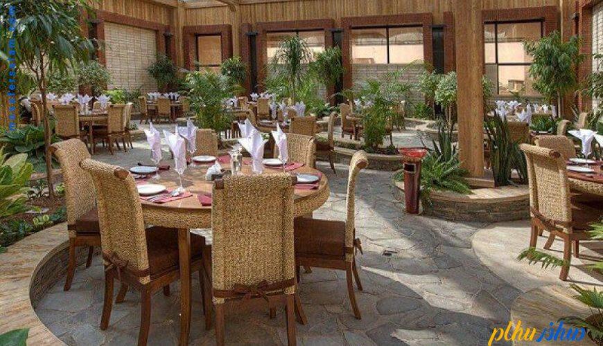 روف گاردن هتل مجلل درویشی مشهد
