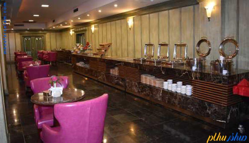کافه هتل داریوش کیش