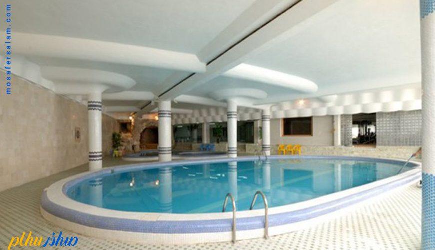 استخر هتل ارم کیش