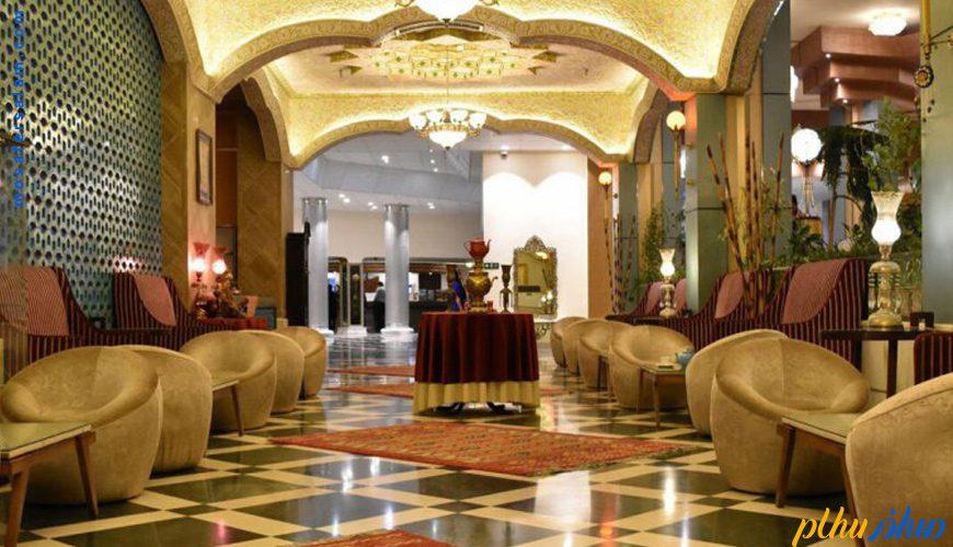 لابی هتل ارم کیش
