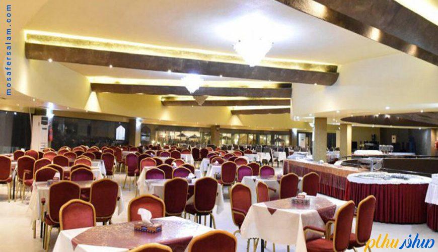 رستوران هتل ارم کیش