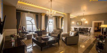 سوئیت هتل اسپیناس پالاس تهران