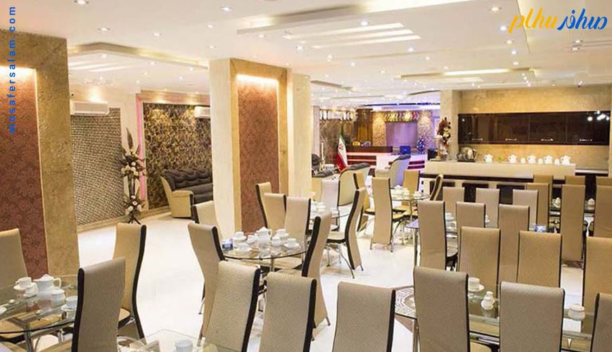 رستوران هتل اسپینو مشهد