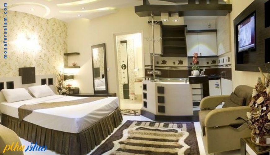 سوئیت هتل اسپینو مشهد